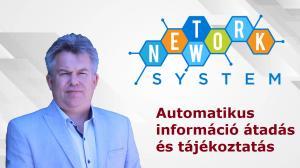 Információ átadás automatikusan és hatékonyan!