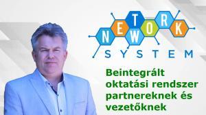 Több típusú beintegrált oktatási rendszer található a Network Systembe.